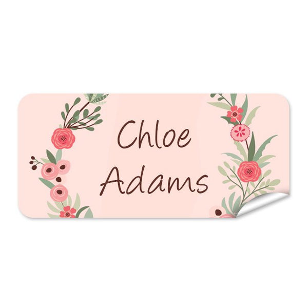 Rectangle Name Labels