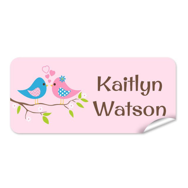 Big W Personalised Stickers