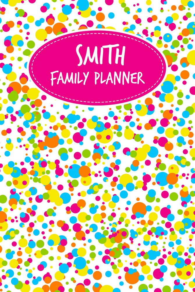 Bubbles A3 Family Planner