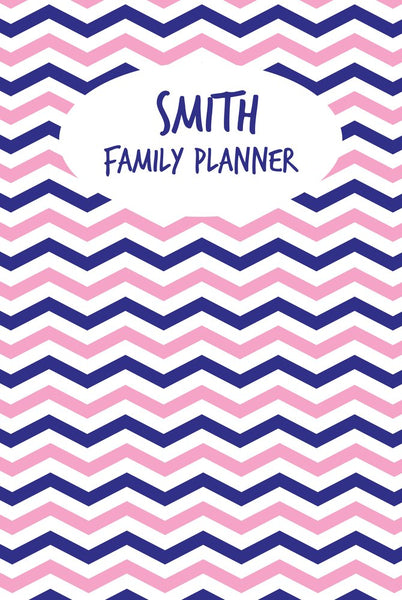 Chevron A3 Family Planner
