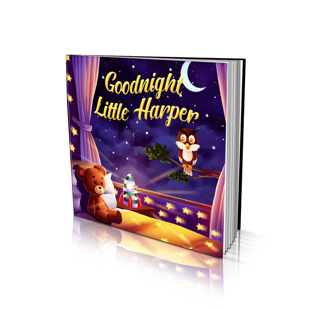 Large Soft Cover Story Book - Goodnight