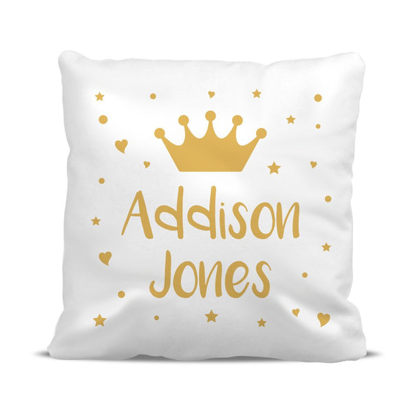 Crown Cushion Cover