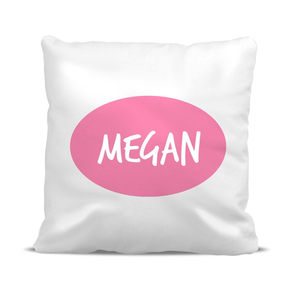 Girl Name Cushion Cover