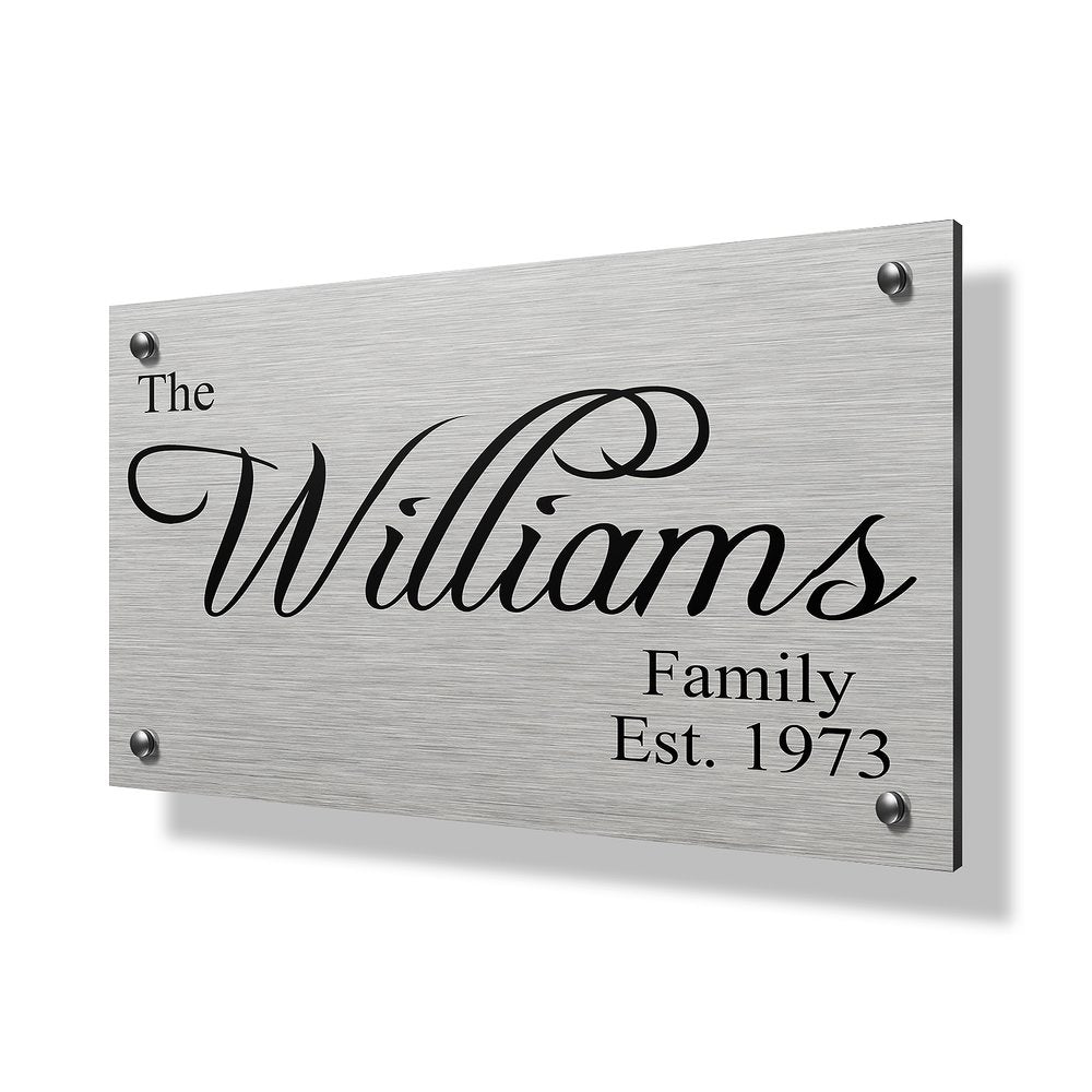 Williams Business & Property Sign - 30x20""