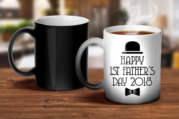 First Father's Day Magic Mug