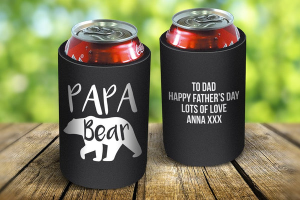 Papa Bear Drink Cooler