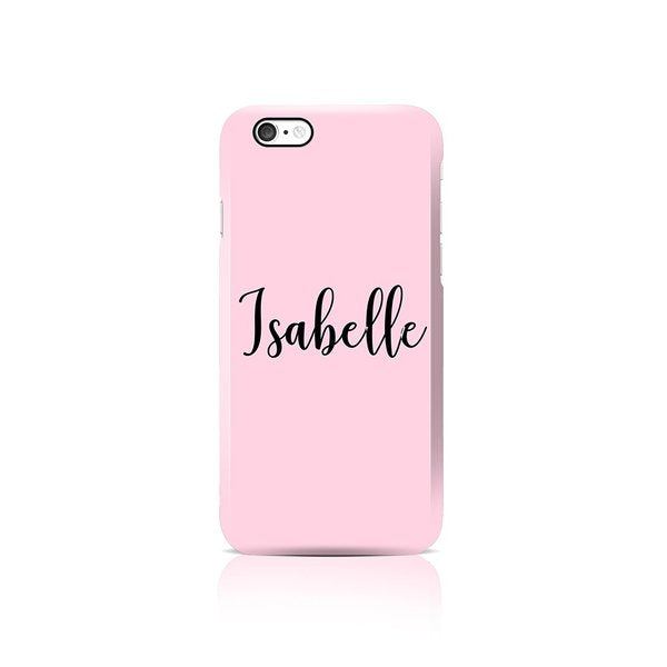 Name Phone Case - Apple iPhone
