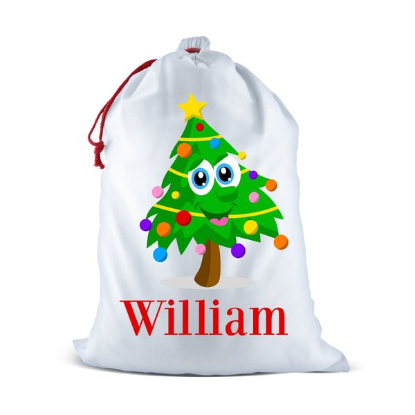 Christmas Tree Santa Sack (Temporary Out of Stock)