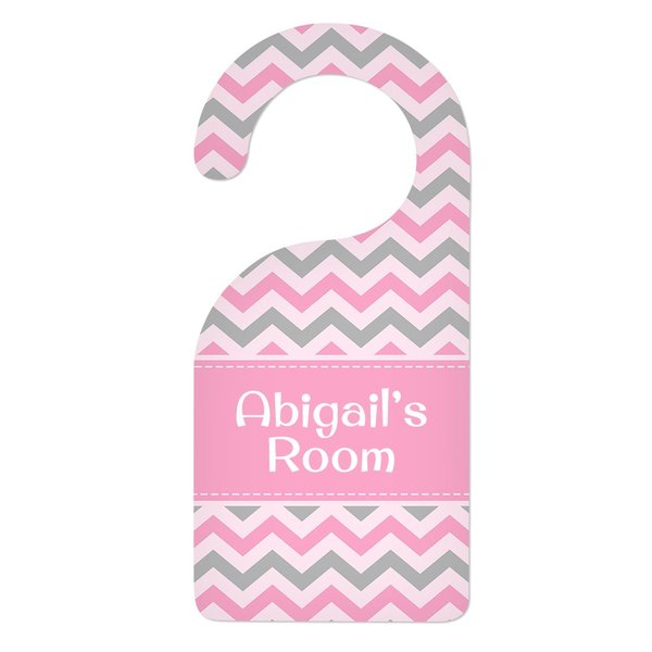 Chevron Door Hanger
