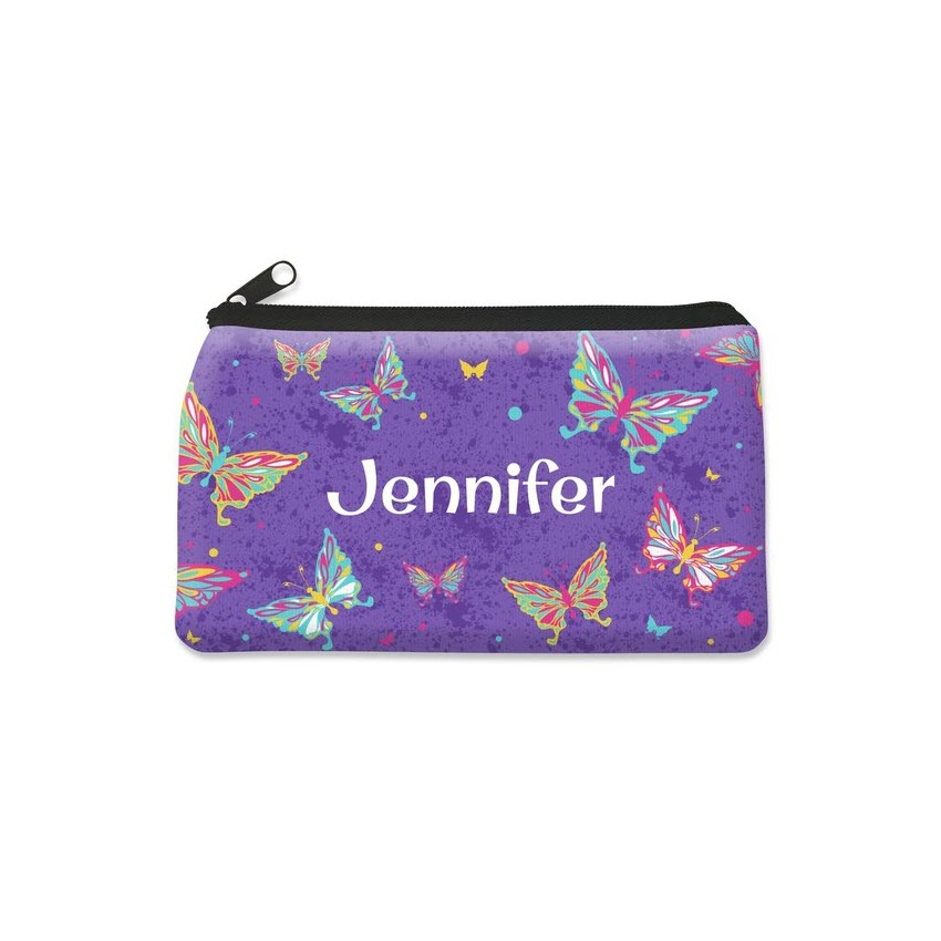 Butterflies Pencil Case - Small