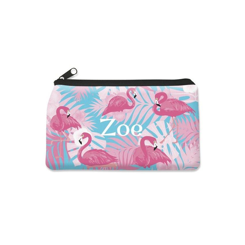 Flamingos Pencil Case - Small