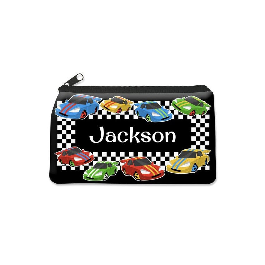 Race Cars Pencil Case - Small