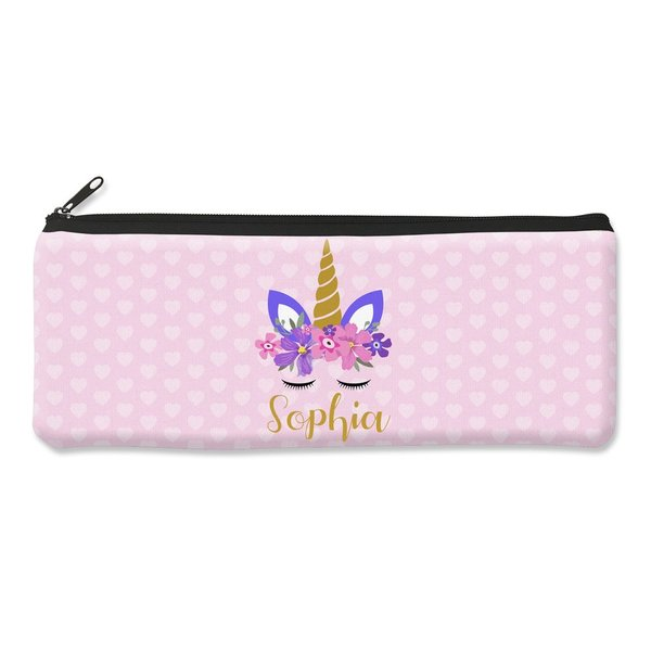 Unicorn Pencil Case - Large