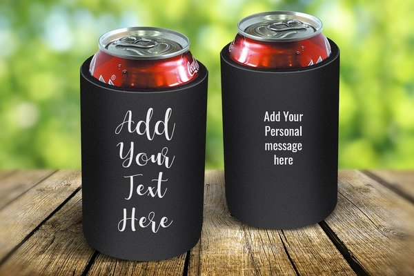 Add Your Own Message Drink Cooler