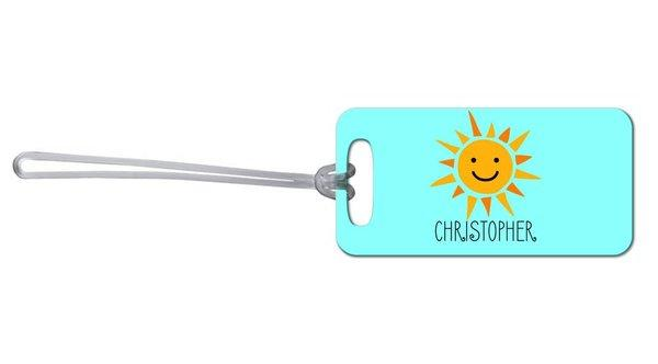 Sunshine Bag Tag