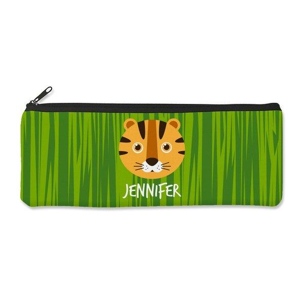 Tiger Pencil Case - Large