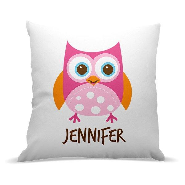 Owl Premium Cushion Cover
