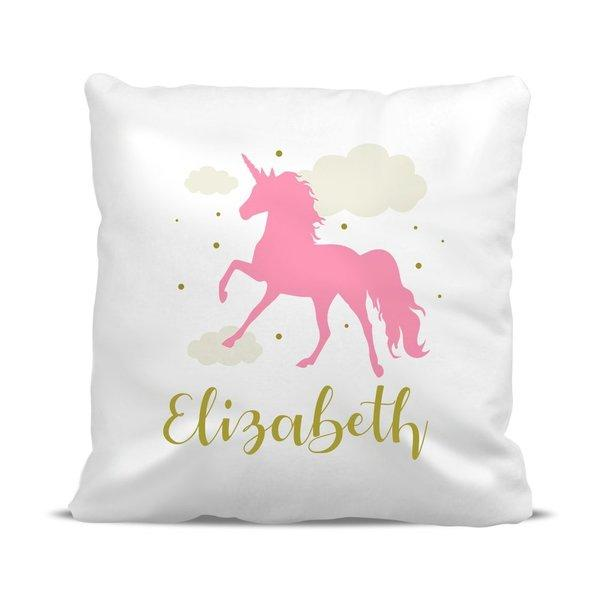 Pink Unicorn Classic Cushion Cover