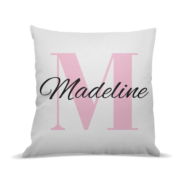 Monogram Premium Cushion Cover