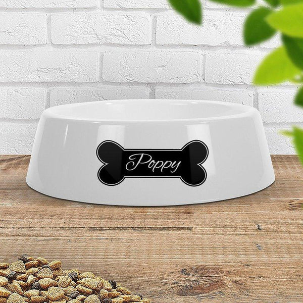 Bone Pet Bowl - Small