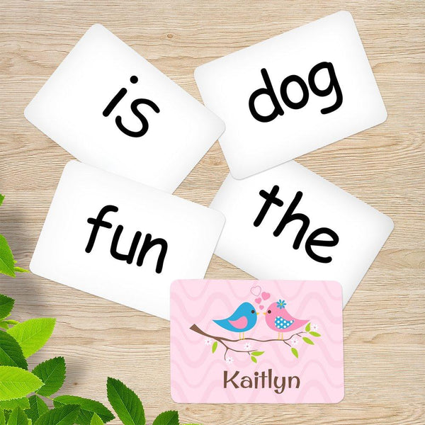 Two Birds Sight Word Cards