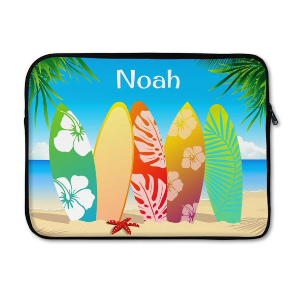 Beach Laptop Sleeve - Small