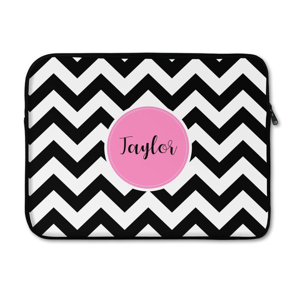 Chevron Laptop Sleeve - Small