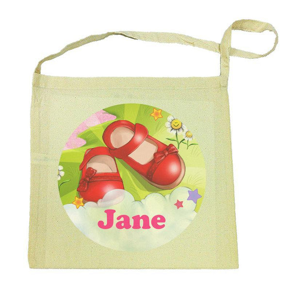 Magic Shoes Calico Tote Bag