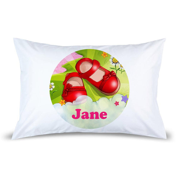 Magic Shoes Pillow Case