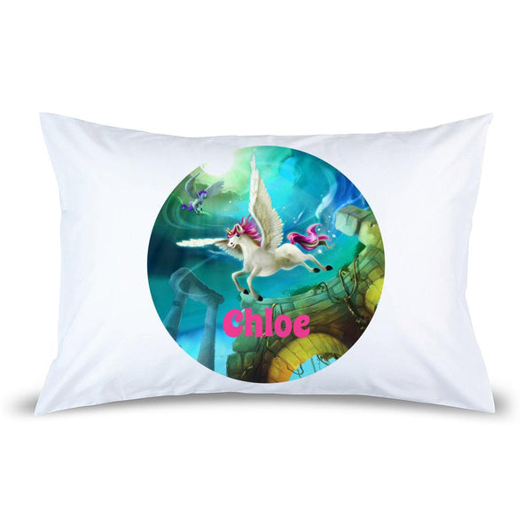 Magical Unicorn Pillow Case