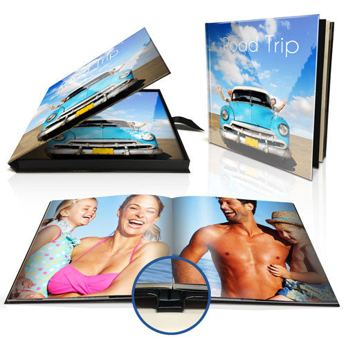 "12x12"" Premium Layflat Photo Book in Presentation Box"