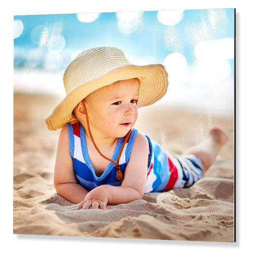 Square Metal Prints