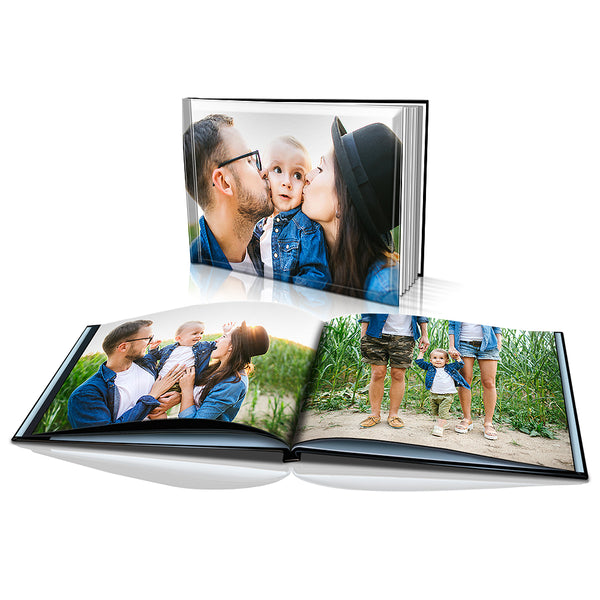 "12x16"" Personalised Padded Hard Cover Book"