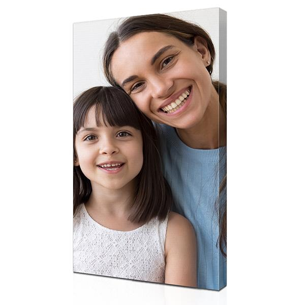 "16x32"" (40x80cm) Canvas Print Portrait"