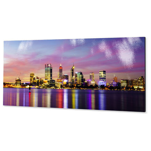 Panoramic Metal Prints