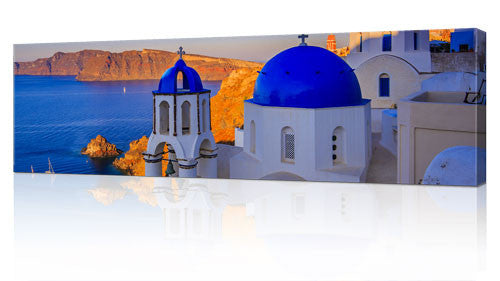 "20 x 60"" (50x150cm) Panoramic Canvas Print"