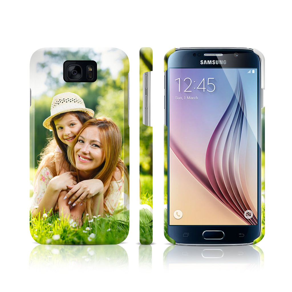 Samsung Galaxy S7 - 3D Wrap Phone Cover