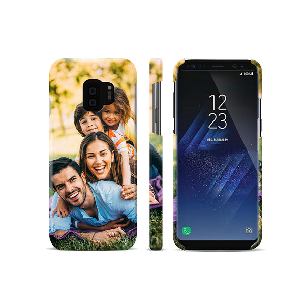 Samsung Galaxy S9 - 3D Wrap Cover