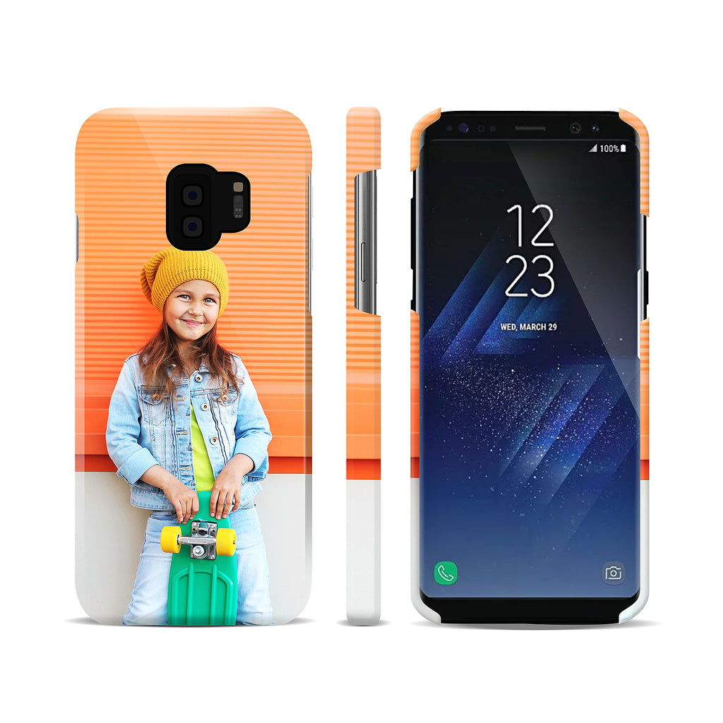 Samsung Galaxy S9 Plus - 3D Wrap Cover