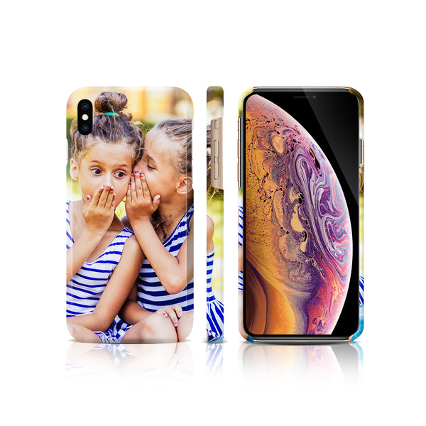 iPhone XS - 3D Wrap Cover