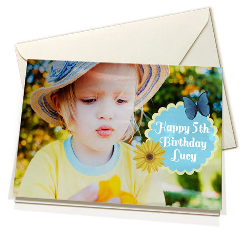 "4x6"" (10x15cm) Card (Single)"