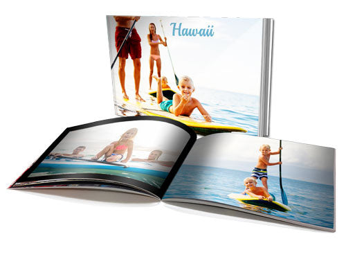 6x8 personalised soft cover book 22 pages