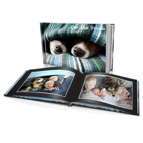 "6x8"" Personalised Hard Cover Book"