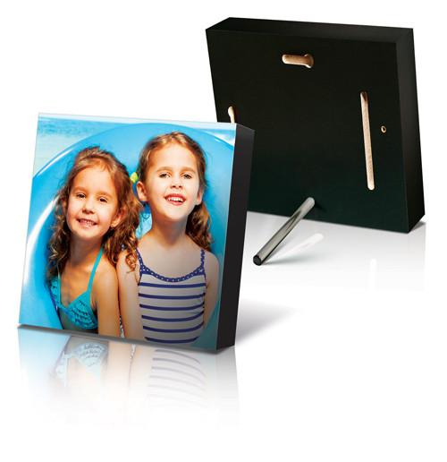 "8x8"" (20x20cm) Photo Block - Square"