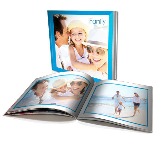 "8x8"" Personalised Soft Cover Book (20 pages)"