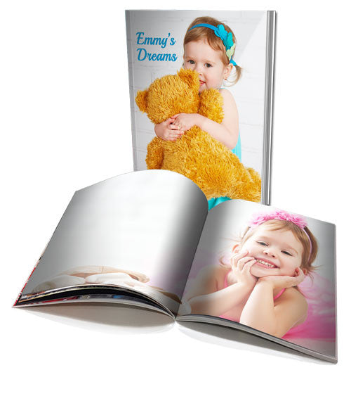 A4 Personalised Soft Cover Book (40 pages)
