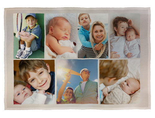 "Large Fleece Blanket 135x180cm (54x72"") (Temporary Out of Stock)"
