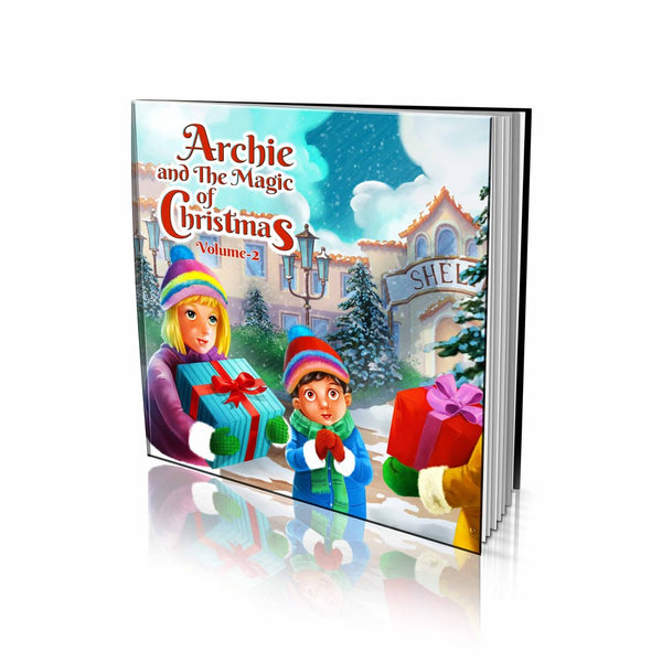 Large Soft Cover Story Book - The Magic of Christmas Volume 2