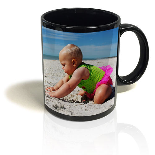 Black Standard Mug (Temporary Out Of Stock)