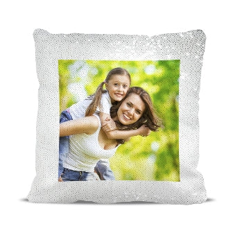 Magic Sequin Cushion Cover